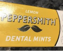 Fight Tooth Decay with Peppersmith Mints